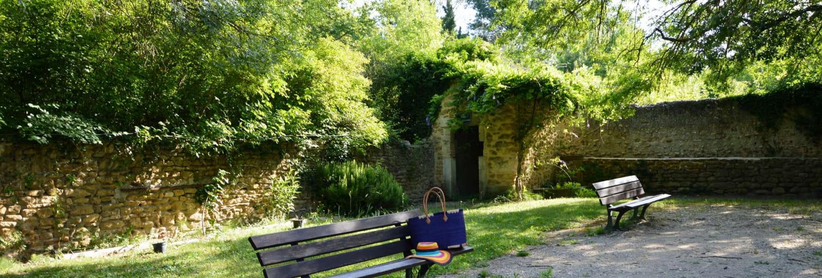Circuit découverte du village de Bouchet
