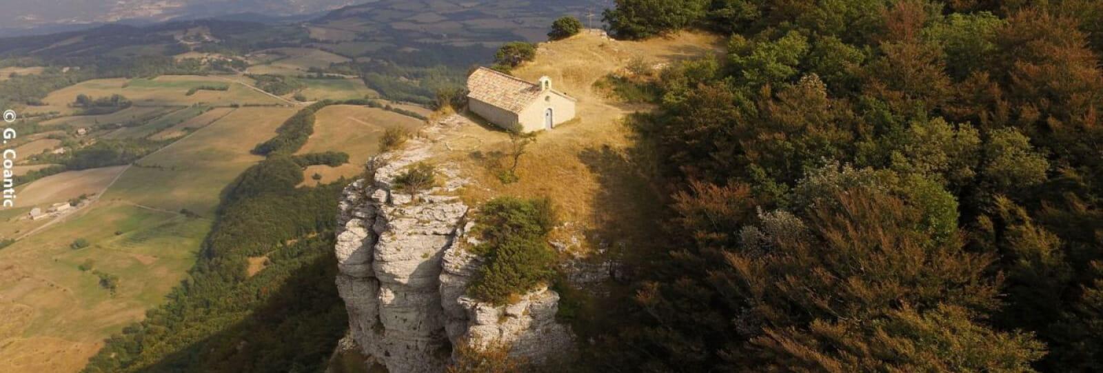 La chapelle de Saint-Maurice