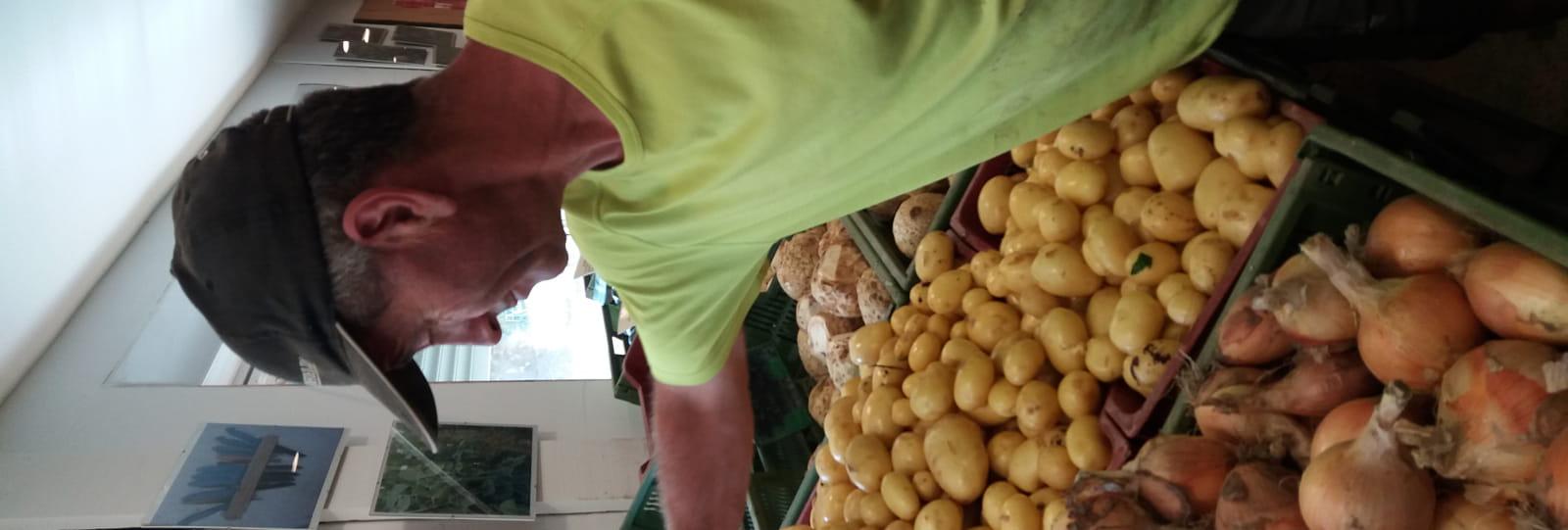 Les légumes des Iles Férays