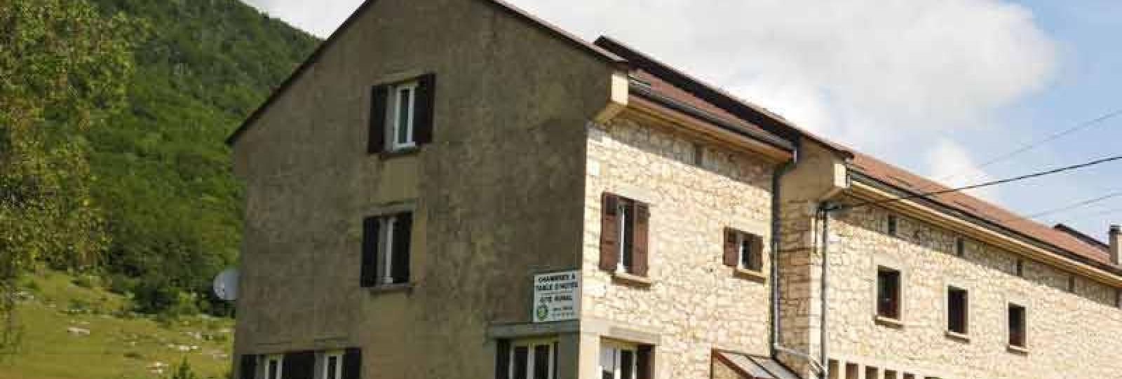 Côté sud du bâtiment ,côté propriétaire