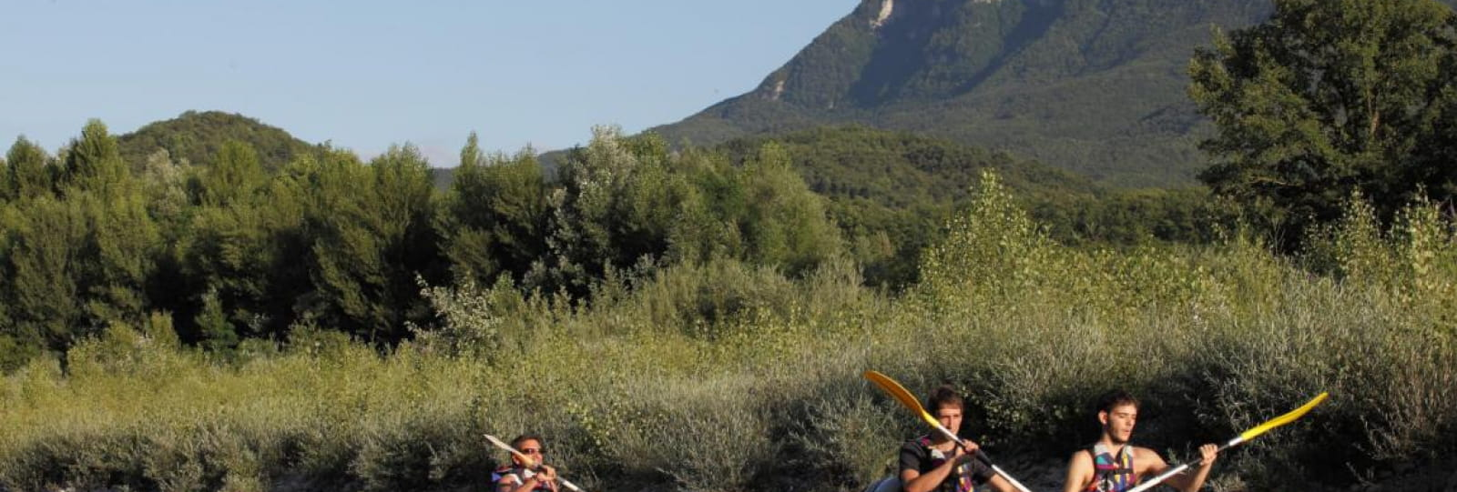 Canoë-Kayak avec Canoë Drôme
