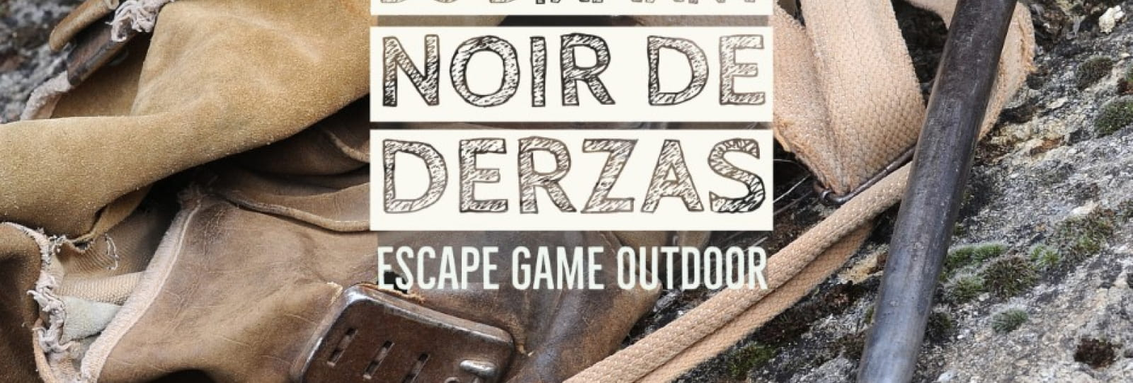 La Confrérie du Diamant Noir de Derzas - Escape Game
