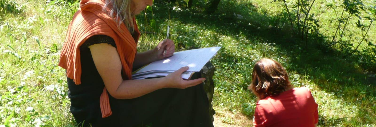 Ateliers d'écriture alphabulles