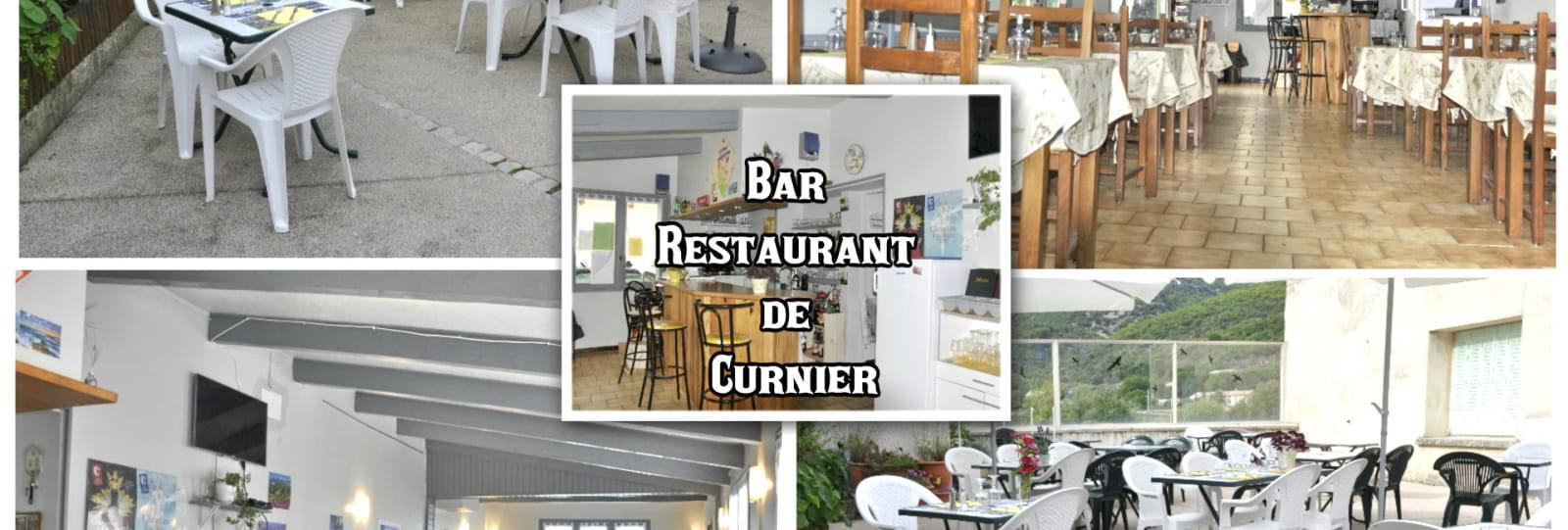 Bar restaurant de Curnier