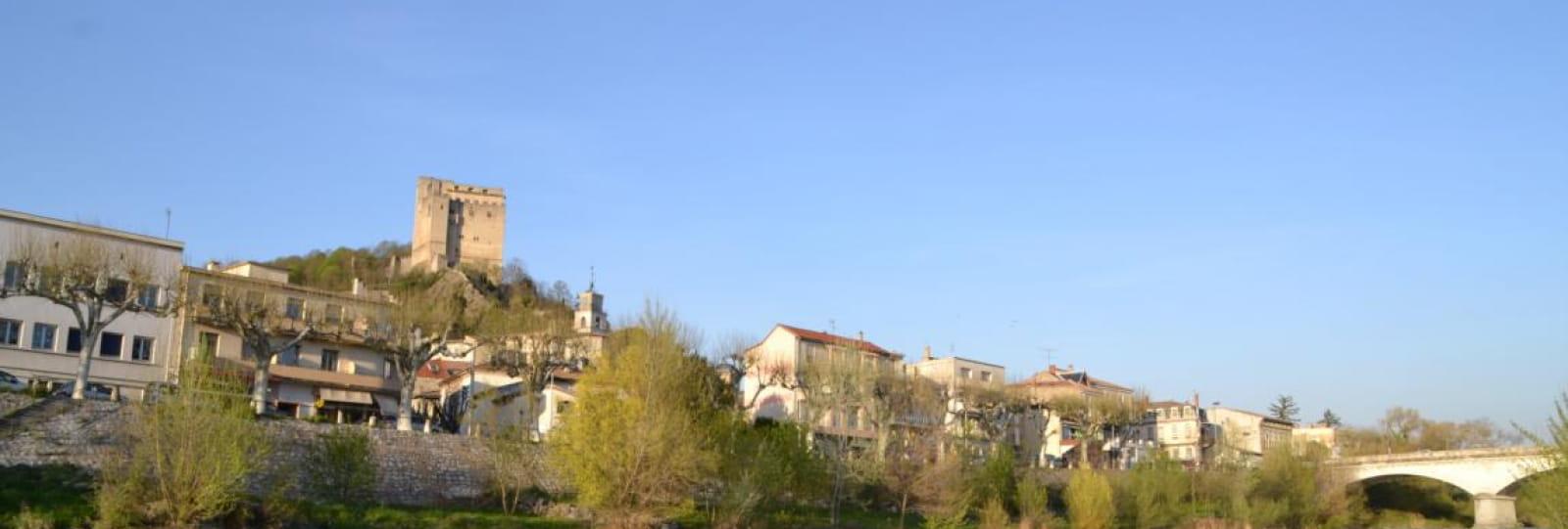 Circuit randonnée - Les Roches
