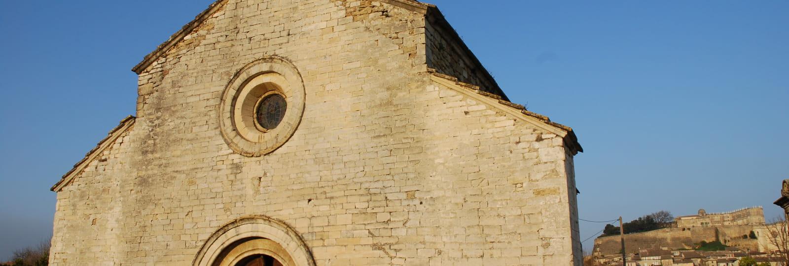 Chapelle Saint Vincent