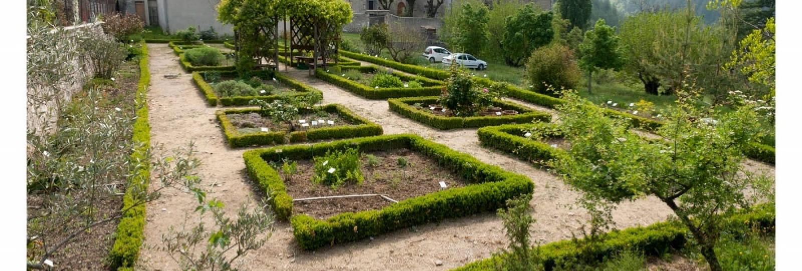 Jardin botanique de l'Ancien Monastère
