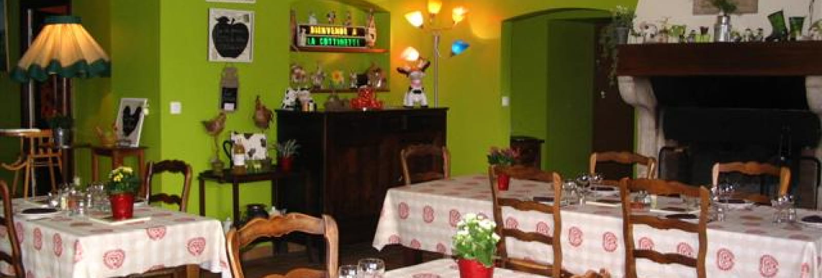 Ferme-Auberge La Cottinette