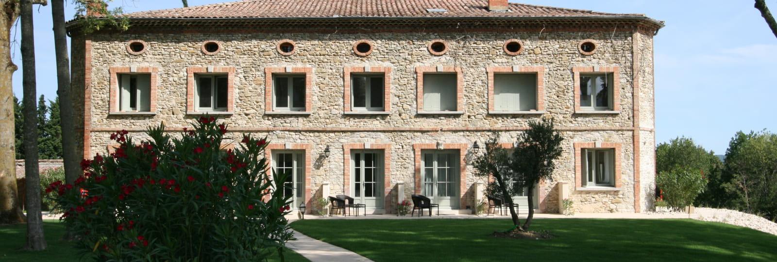 Restaurant Château les Oliviers de Salettes