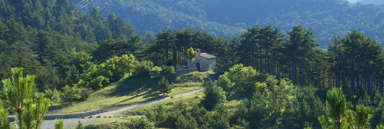 Circuit VTT n°3 - Le Col de Sauzet