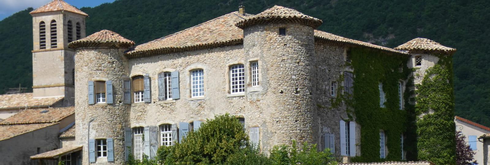 Château de Lachau