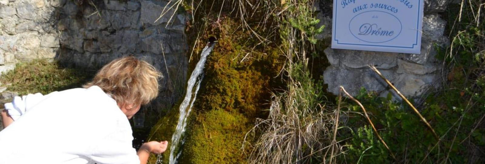 Les Sources de la Drôme